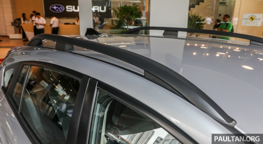 2018 Subaru XV launched in Malaysia – two variants, 2.0i and 2.0i-P, priced from RM119k to RM126k Image #745760