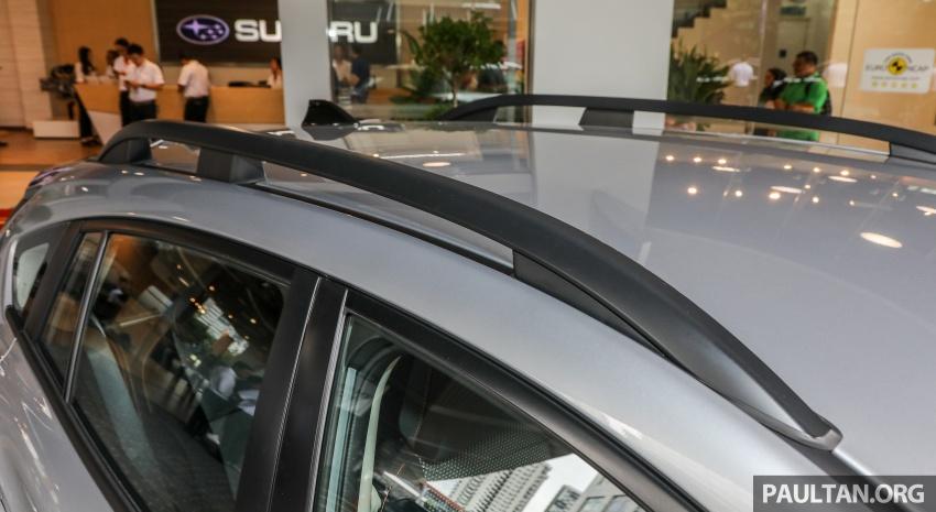 Subaru XV 2018 kini di Malaysia – bermula RM119k Image #745794