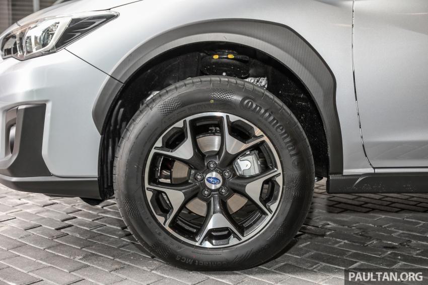 Subaru XV 2018 kini di Malaysia – bermula RM119k Image #745803
