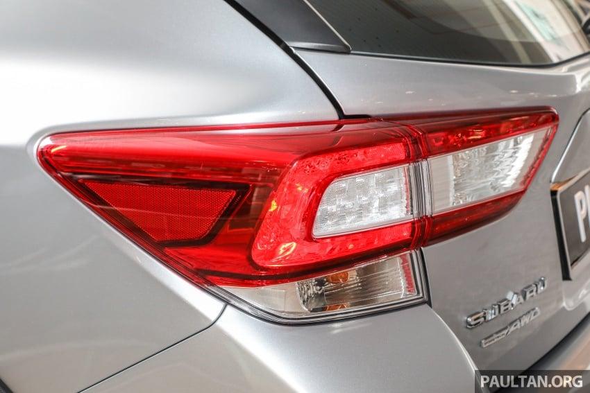 Subaru XV 2018 kini di Malaysia – bermula RM119k Image #745814