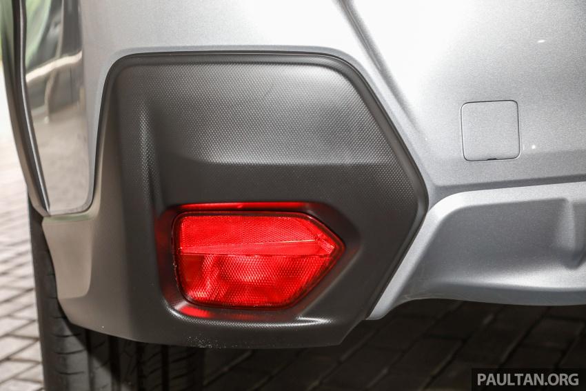 Subaru XV 2018 kini di Malaysia – bermula RM119k Image #745815