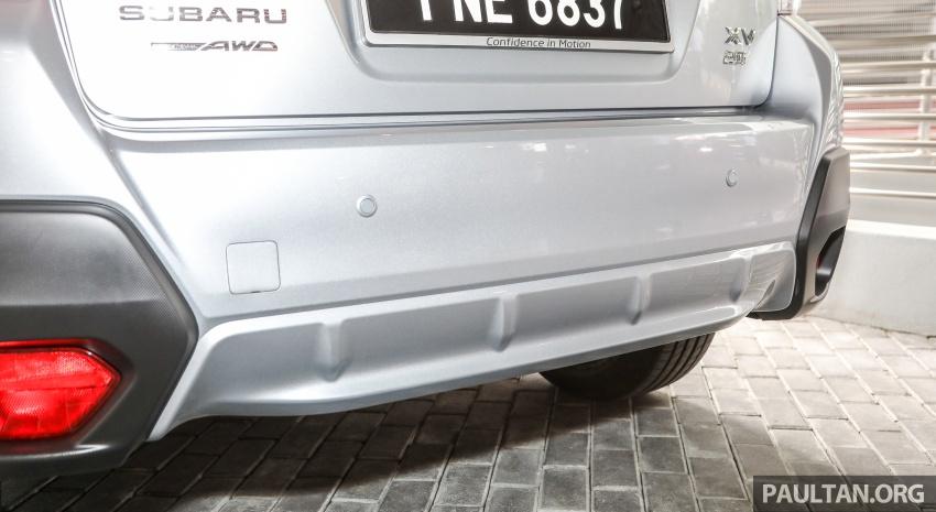 Subaru XV 2018 kini di Malaysia – bermula RM119k Image #745820