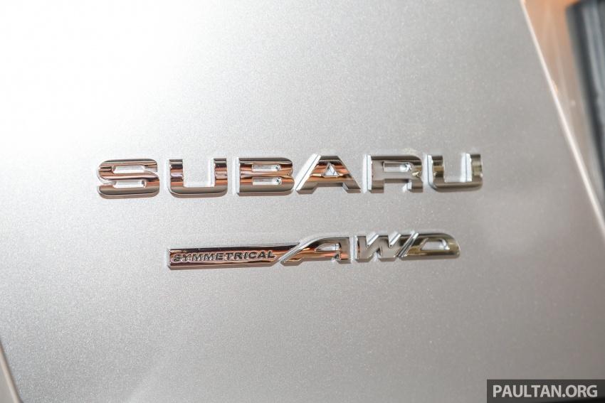 Subaru XV 2018 kini di Malaysia – bermula RM119k Image #745826