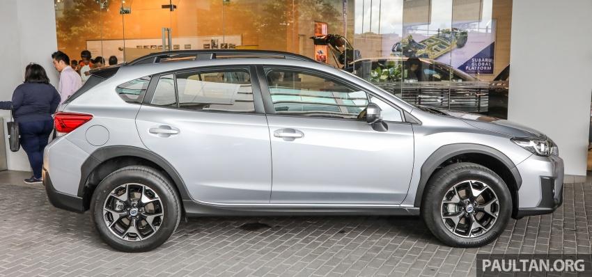 Subaru XV 2018 kini di Malaysia – bermula RM119k Image #745767