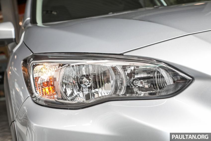 Subaru XV 2018 kini di Malaysia – bermula RM119k Image #745777