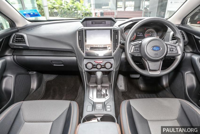 Subaru XV 2018 kini di Malaysia – bermula RM119k Image #745842