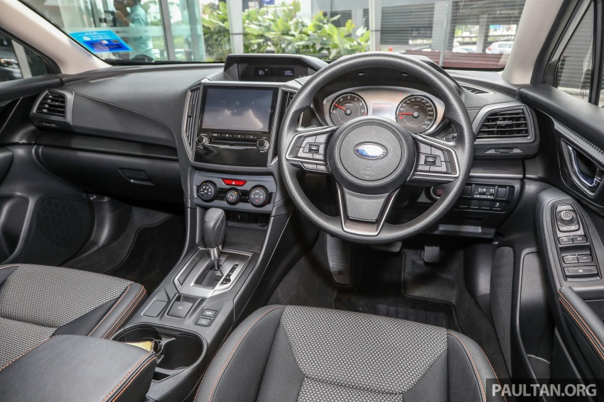 2018 Subaru XV launched in Malaysia – two variants, 2.0i and 2.0i-P, priced from RM119k to RM126k Image #745856