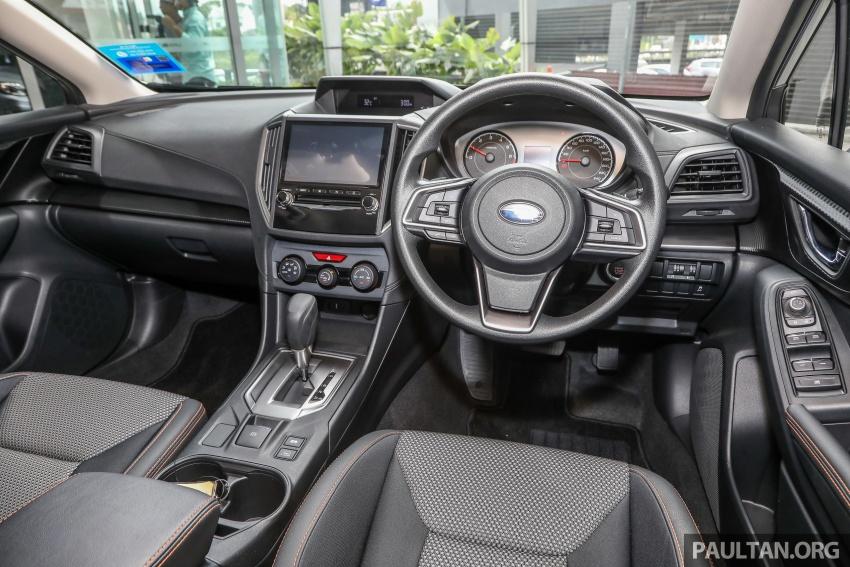 Subaru XV 2018 kini di Malaysia – bermula RM119k Image #745883