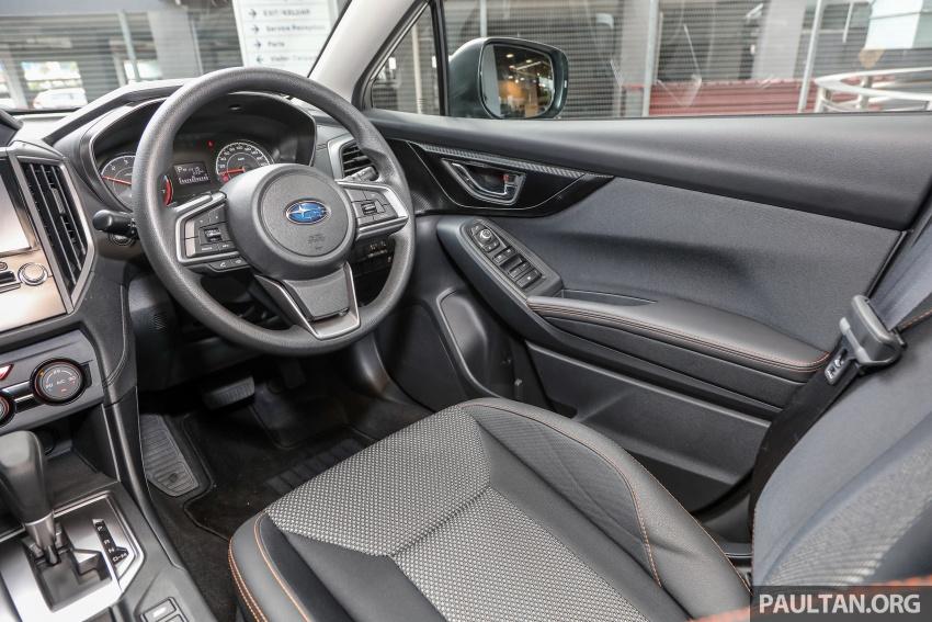 Subaru XV 2018 kini di Malaysia – bermula RM119k Image #745885