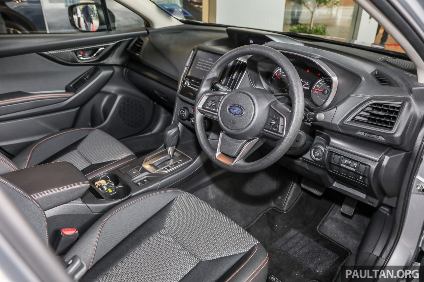 Subaru XV 2018 kini di Malaysia – bermula RM119k Image #745845