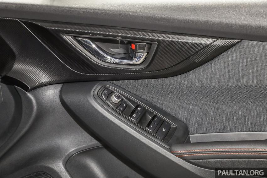 Subaru XV 2018 kini di Malaysia – bermula RM119k Image #745915