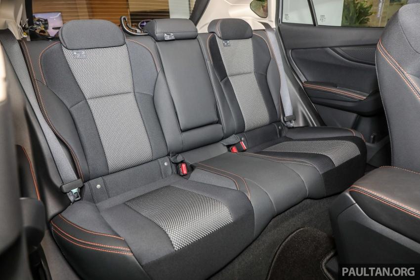Subaru XV 2018 kini di Malaysia – bermula RM119k Image #745919