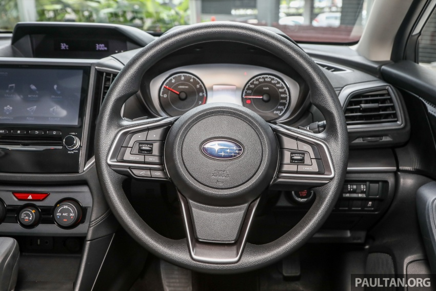 2018 Subaru XV launched in Malaysia – two variants, 2.0i and 2.0i-P, priced from RM119k to RM126k Image #745819