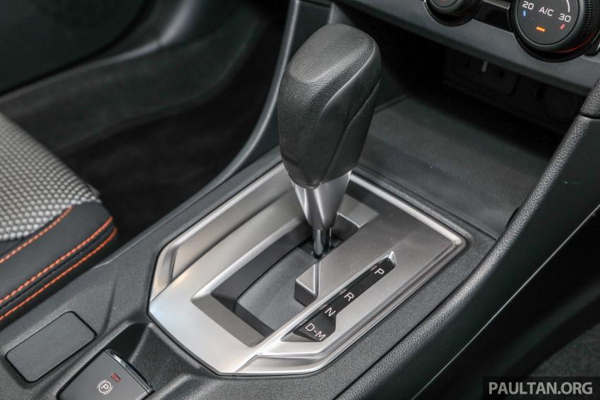 Subaru XV 2018 kini di Malaysia – bermula RM119k Image #745866