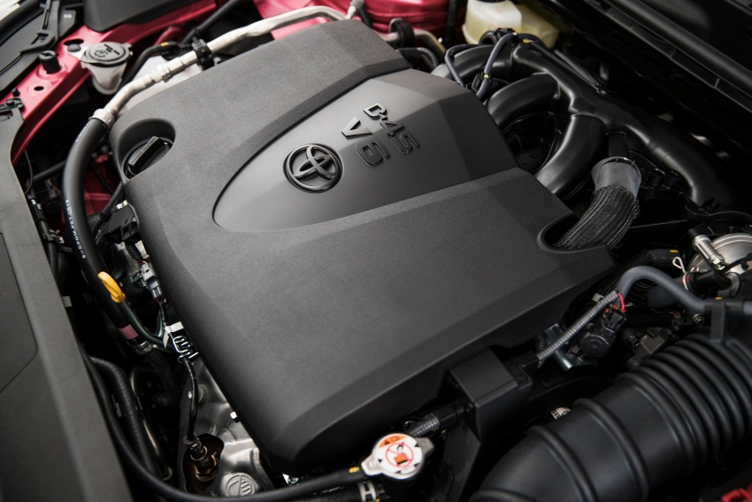 2018 Toyota Camry debuts in Australia – from RM86k Image #741205
