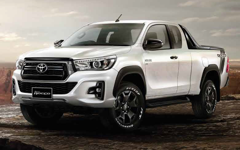 Hilux 2018 Rocco >> 2018 Toyota Hilux facelift gets new Tacoma-style face Image 737649