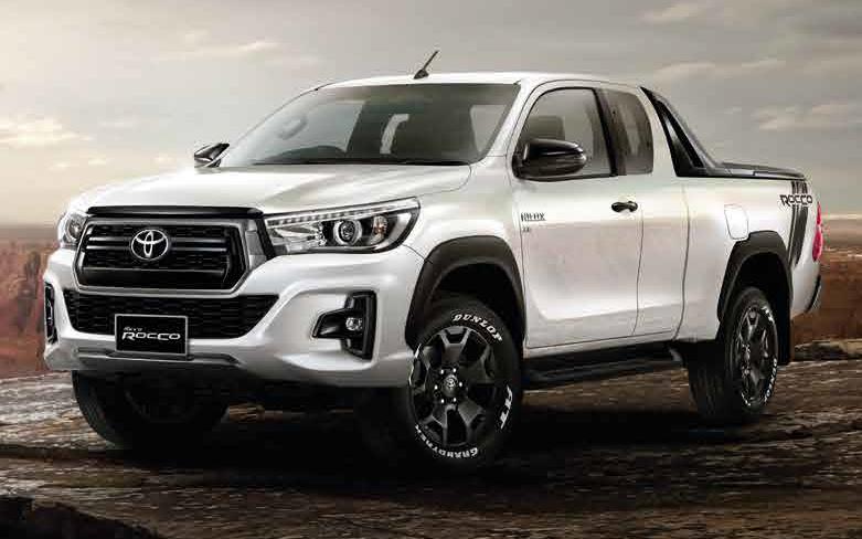 Toyota cho ra mắt phiên bản Hilux 2018 đa dạng với 3 biến thể