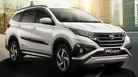New 2018 Toyota Rush SUV makes debut in Indonesia Image #742809