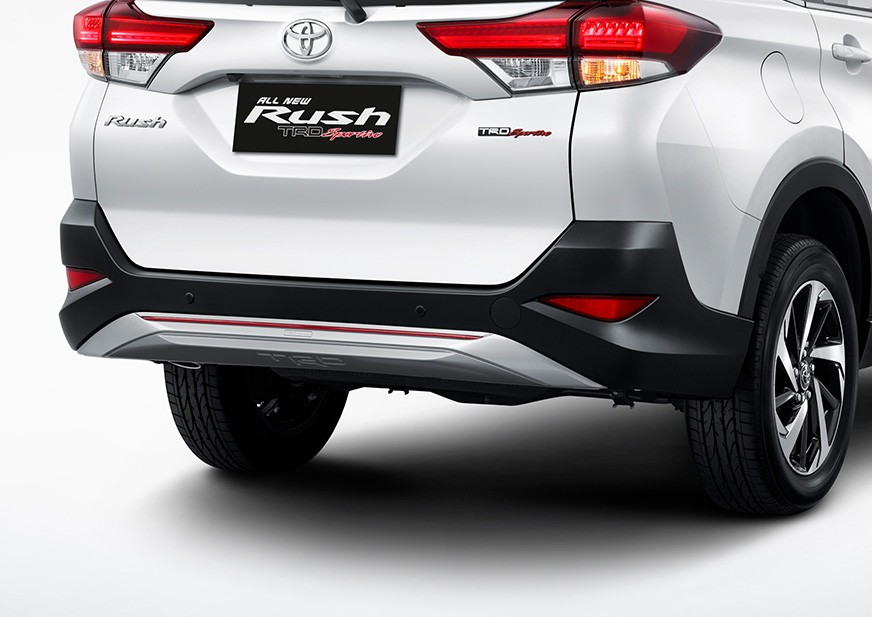 New 2018 Toyota Rush Suv Makes Debut In Indonesia Image 742810