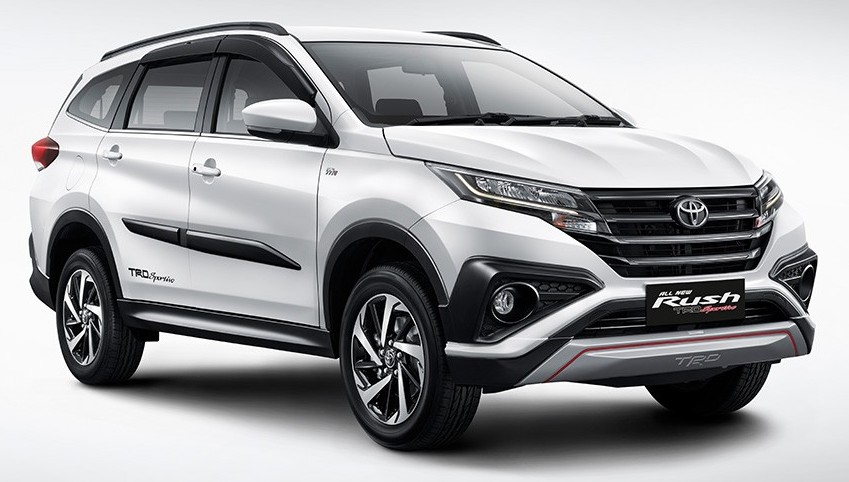 New 2018 Toyota Rush SUV makes debut in Indonesia Image #742820