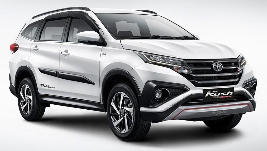 Toyota Rush 2018 buat kemunculan sulung global di Indonesia – 1.5L Dual VVT-i, tujuh-tempat duduk Image #742764
