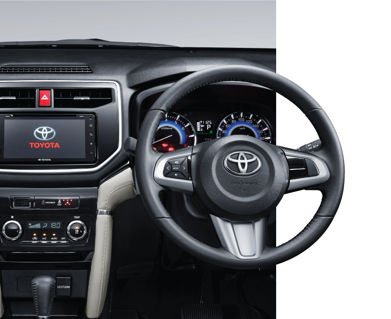 New 2018 Toyota Rush SUV makes debut in Indonesia Image #742821