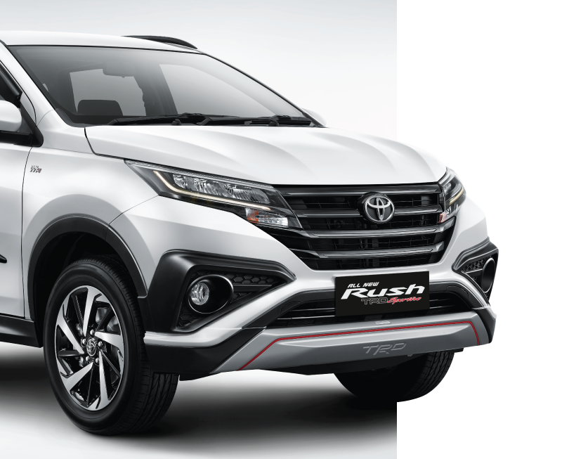 New 2018 Toyota Rush SUV makes debut in Indonesia Image #742823