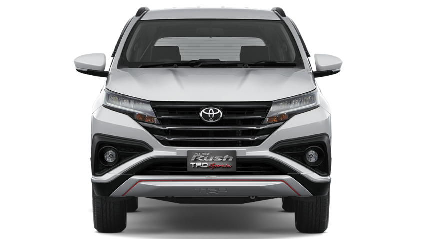 New 2018 Toyota Rush SUV makes debut in Indonesia Image #742825