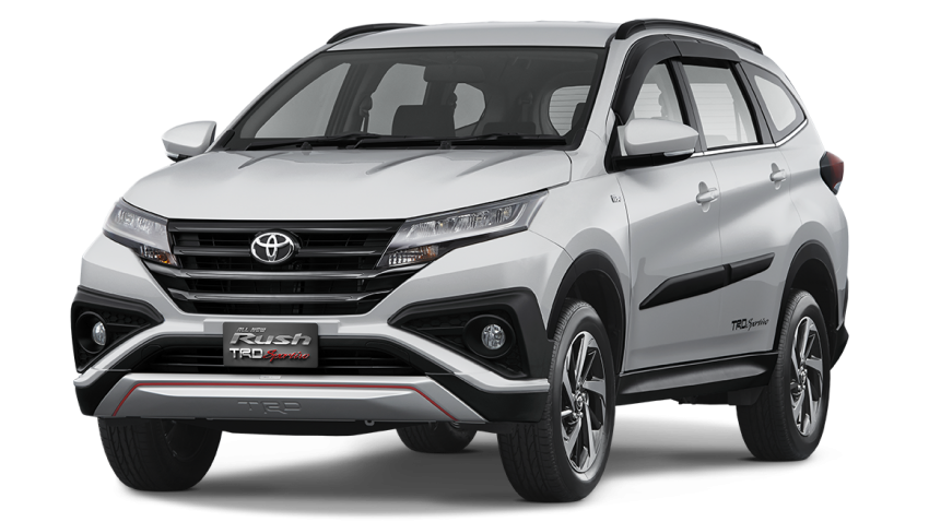 New 2018 Toyota Rush SUV makes debut in Indonesia Image #742826