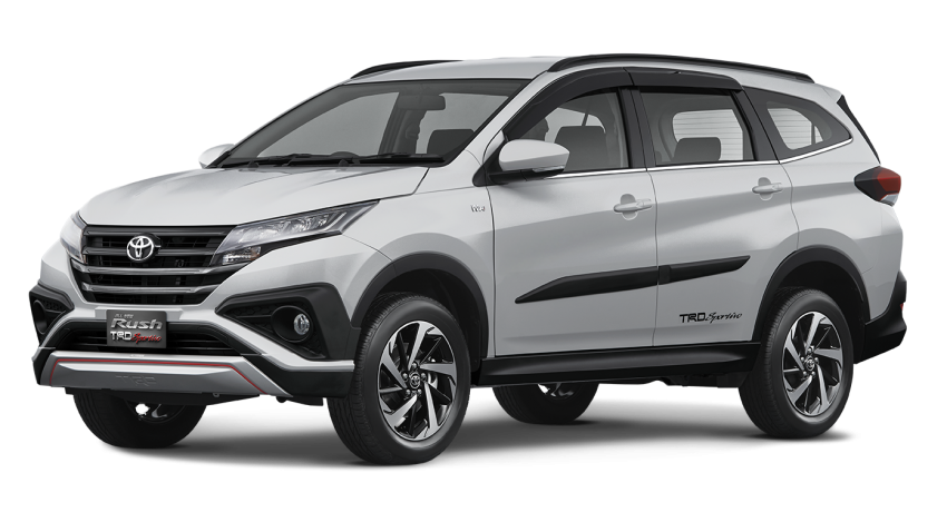 New 2018 Toyota Rush SUV makes debut in Indonesia Image #742828