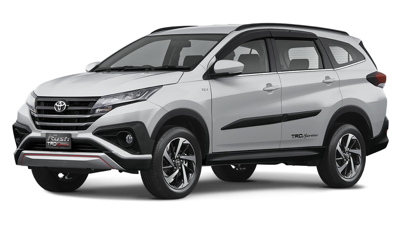 New 2018 Toyota Rush Suv Makes Debut In Indonesia Image 742828