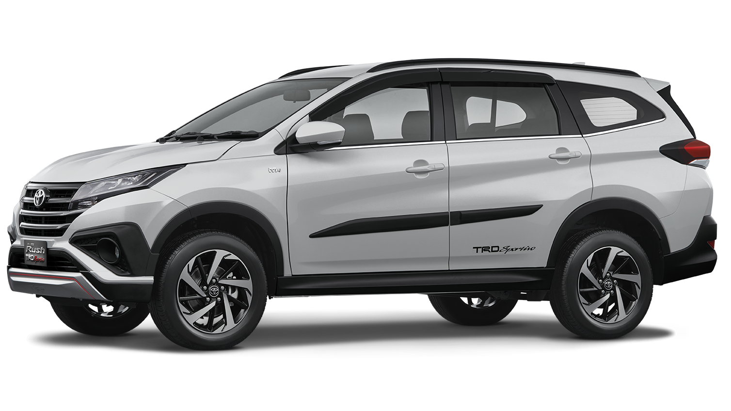 New 2018 Toyota Rush Suv Makes Debut In Indonesia Image 742829
