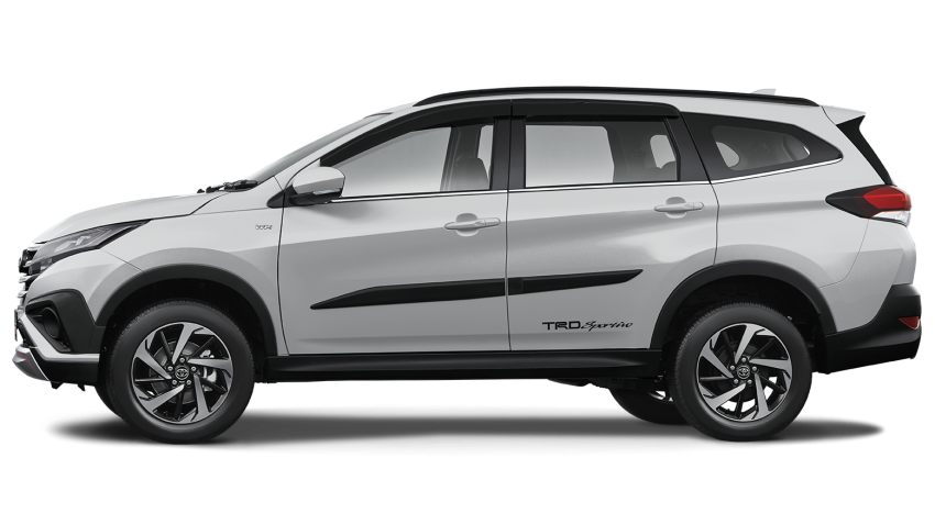 New 2018 Toyota Rush SUV makes debut in Indonesia Image #742830