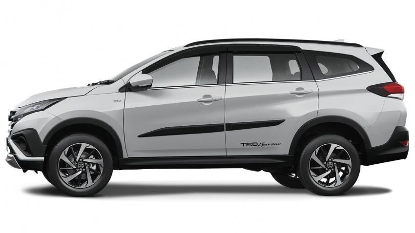 Toyota Rush 2018 buat kemunculan sulung global di Indonesia – 1.5L Dual VVT-i, tujuh-tempat duduk Image #742773