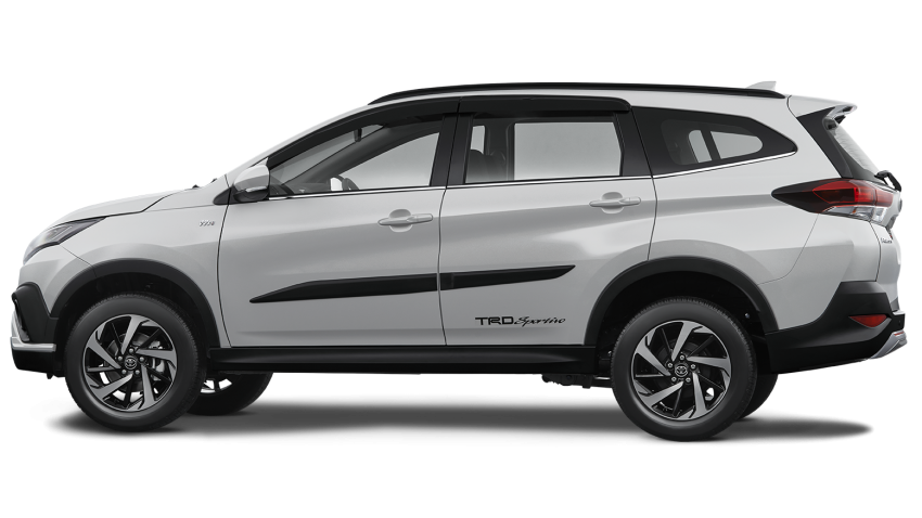 New 2018 Toyota Rush SUV makes debut in Indonesia Image #742831