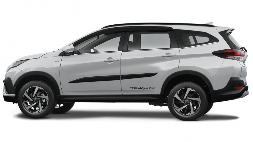 Toyota Rush 2018 buat kemunculan sulung global di Indonesia – 1.5L Dual VVT-i, tujuh-tempat duduk Image #742774