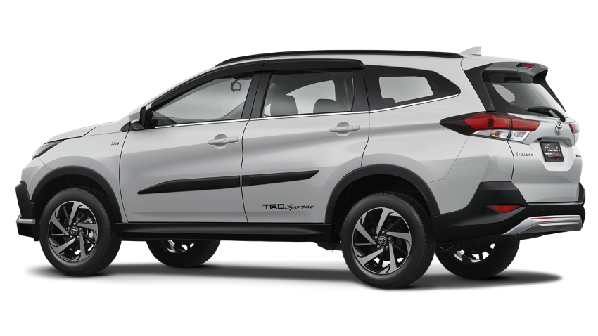 New 2018 Toyota Rush SUV makes debut in Indonesia Image #742832