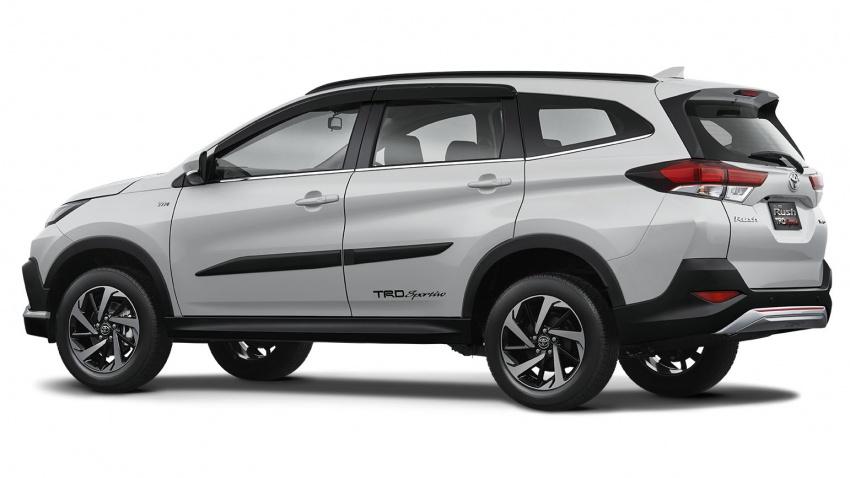 Toyota Rush 2018 buat kemunculan sulung global di Indonesia – 1.5L Dual VVT-i, tujuh-tempat duduk Image #742775