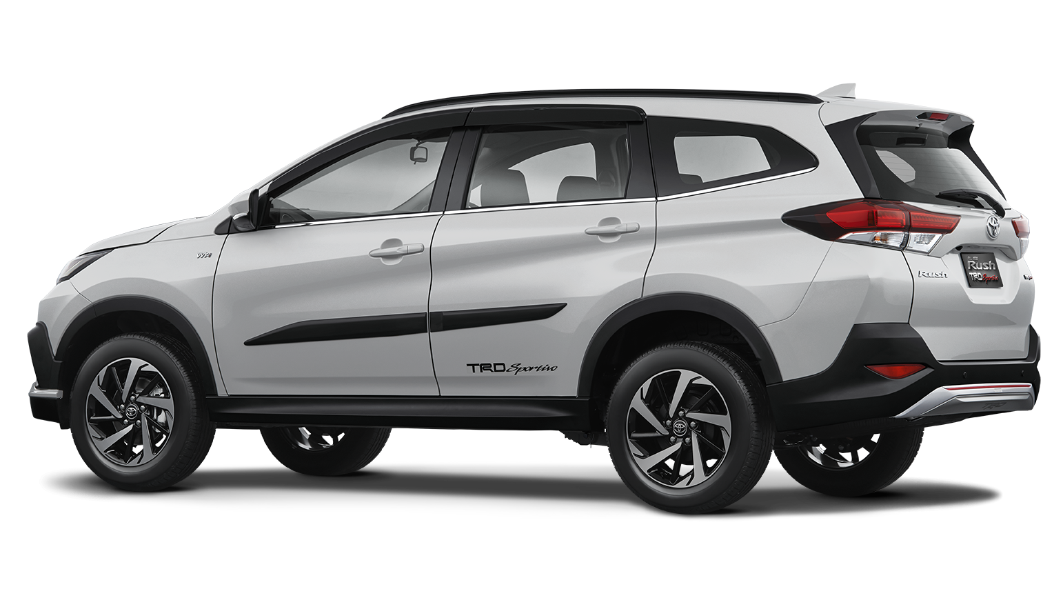 New 2018 Toyota Rush Suv Makes Debut In Indonesia Image 742832