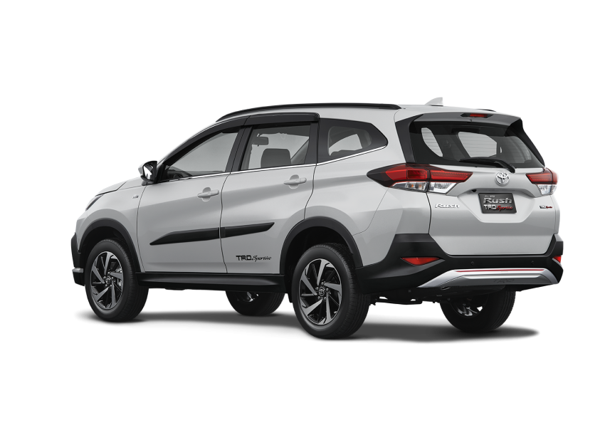 New 2018 Toyota Rush SUV makes debut in Indonesia Image #742833