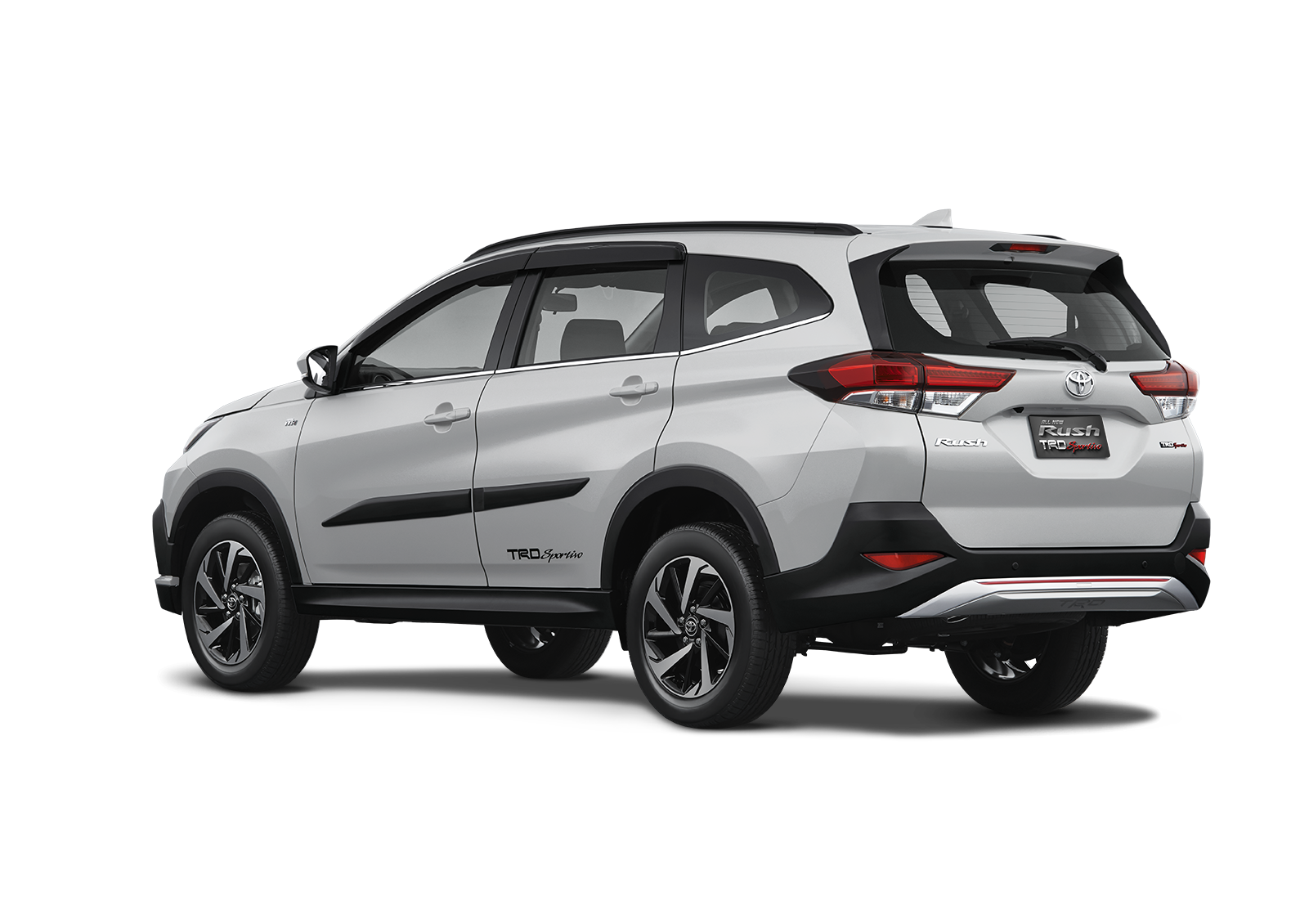 All New Toyota Rush 2017 Indonesia >> New 2018 Toyota Rush SUV makes debut in Indonesia Paul Tan - Image 742833