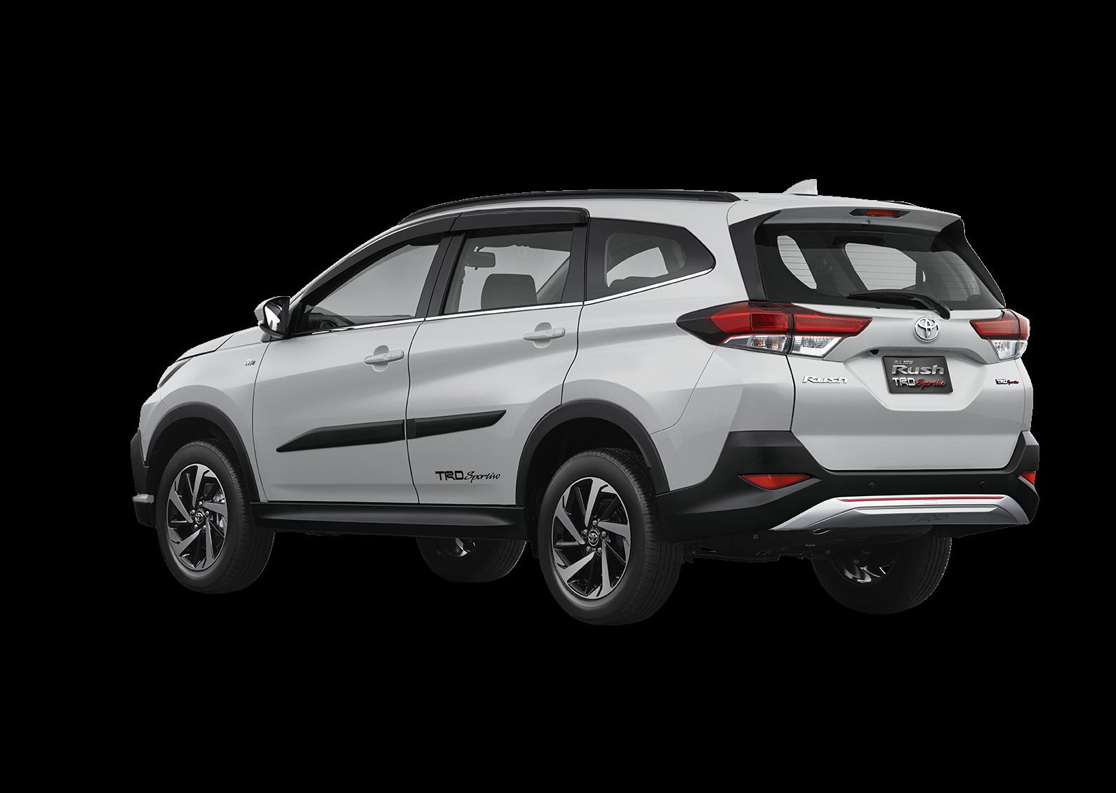 Toyota New Rush 2018 >> New 2018 Toyota Rush SUV makes debut in Indonesia Paul Tan - Image 742833