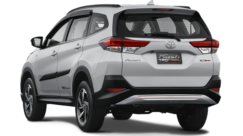 New 2018 Toyota Rush SUV makes debut in Indonesia Image #742834