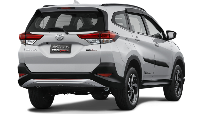 New 2018 Toyota Rush SUV makes debut in Indonesia Image #742836