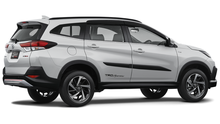 New 2018 Toyota Rush SUV makes debut in Indonesia Image #742838
