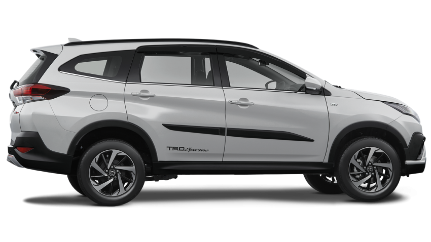 New 2018 Toyota Rush SUV makes debut in Indonesia Image #742839