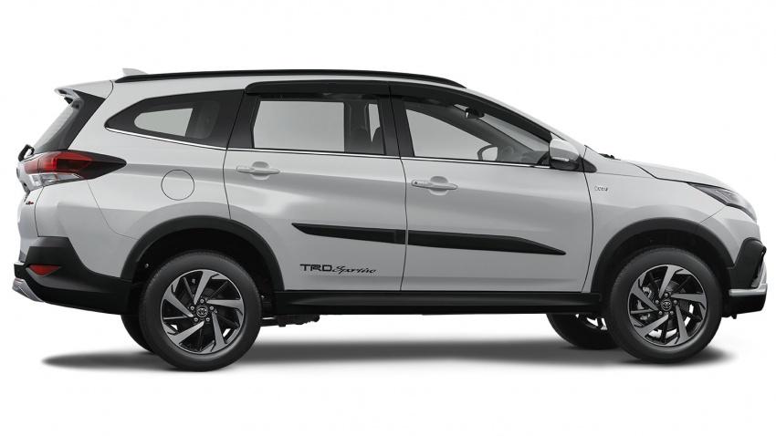 Toyota Rush 2018 buat kemunculan sulung global di Indonesia – 1.5L Dual VVT-i, tujuh-tempat duduk Image #742782