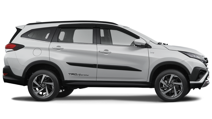 New 2018 Toyota Rush SUV makes debut in Indonesia Image #742840