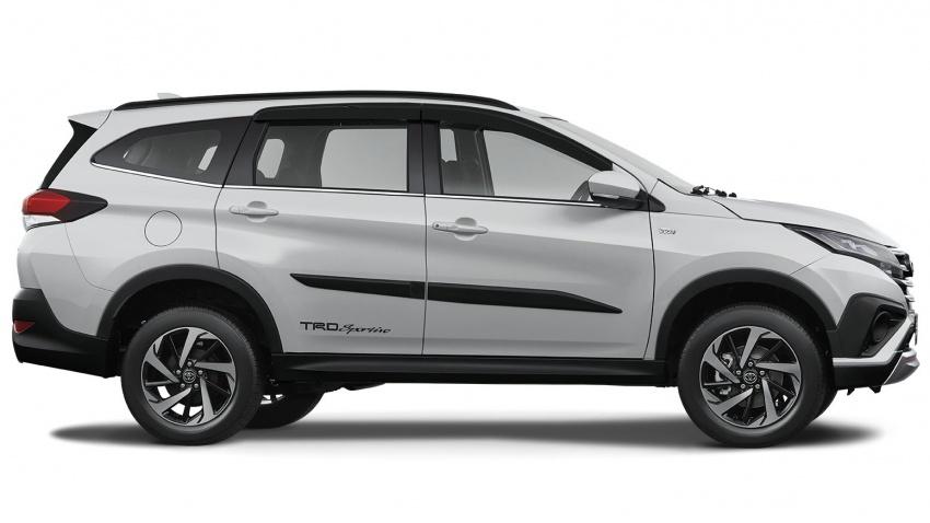 Toyota Rush 2018 buat kemunculan sulung global di Indonesia – 1.5L Dual VVT-i, tujuh-tempat duduk Image #742783