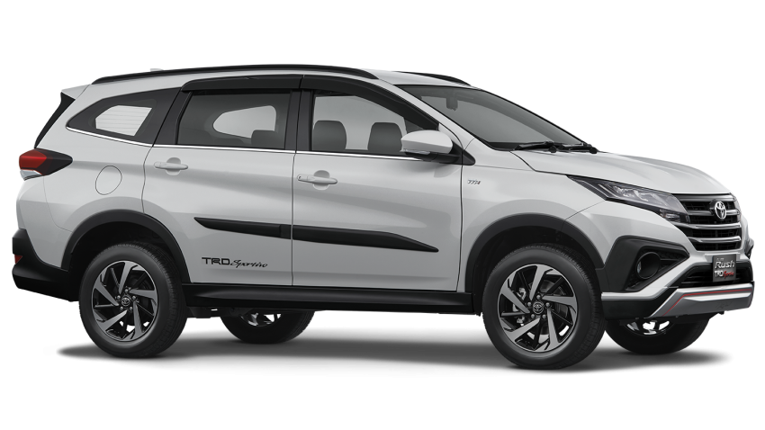 New 2018 Toyota Rush SUV makes debut in Indonesia Image #742841